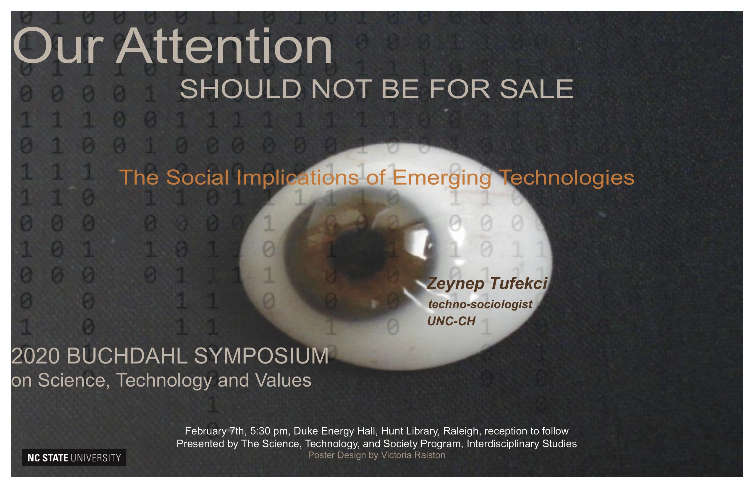 2020 Buchdahl Poster